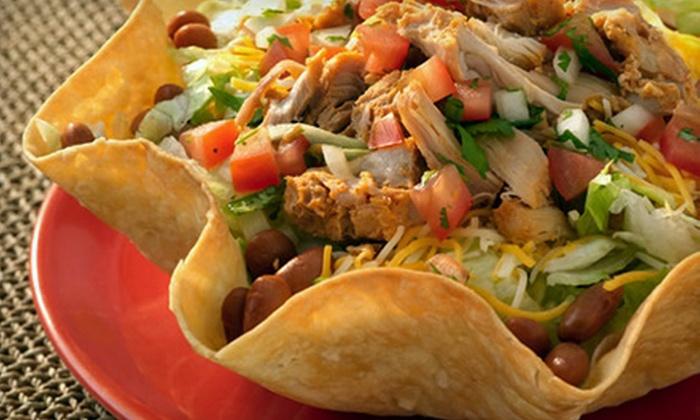 Taco Del Mar - Totem Lake: $7 for $14 Worth of Mexican Fare at Taco Del Mar in Kirkland
