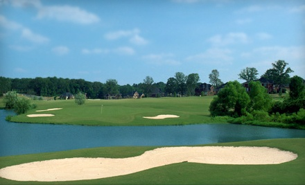 18 Holes of Golf for One with Cart Rental - The Divide in Matthews