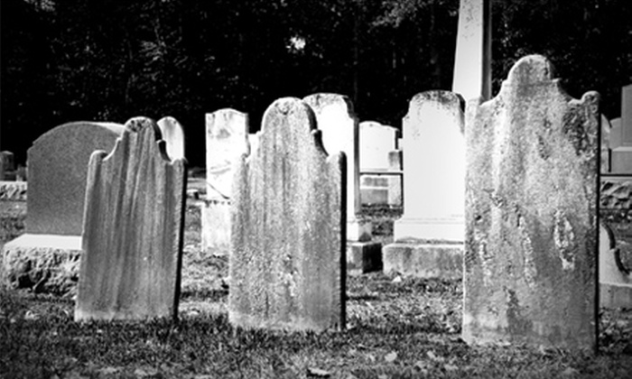 RJA Ghost Tours - Corpus Christi: Haunted Tours for Two from RJA Ghost Tours