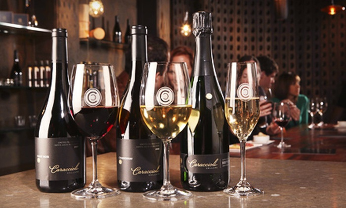 Caraccioli Cellars - Carmel-by-the-Sea: $15 for Wine-Tasting Flights for Two at Caraccioli Cellars ($30 Value)