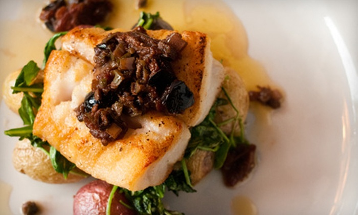 Allium Bistro - Willamette: Farm-to-Table Cuisine and Drinks for Dinner for Two or Four at Allium Bistro in West Linn. Two Options Available.