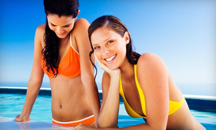 Tan Factory - Middletown - Pelham Bay: $50 for Three Full-Body Airbrush-Tanning Sessions at Tan Factory in the Bronx ($110 Value)