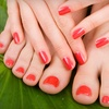 Up to 64% Off Shellac Manicures and Pedicures