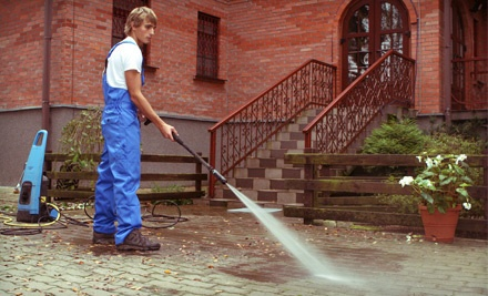 Up to 2,000 Sq. Ft. of Power Washing (a $160 value) - Reliable Cleaning & Janitorial Service LLC in