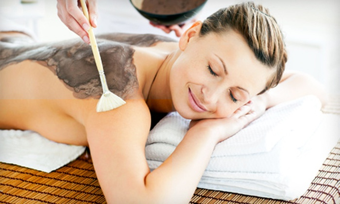 Unique Therapies - Walkerville: Body-Wrap Package or Ionic Detox Foot Bath at Unique Therapies