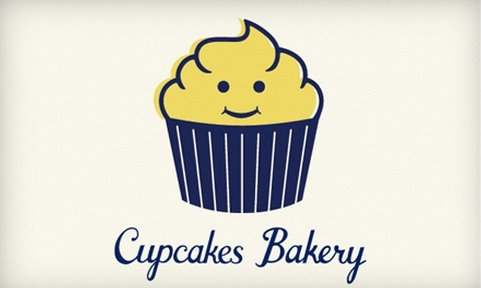 Cupcakes Bakery - Woodward Park: $6 for Six Cupcakes at Cupcakes Bakery ($13.20 Value)