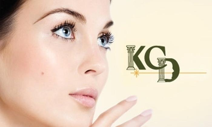 Kansas City Dermatology - Kansas City: $40 for an Exfoliating HydraFacial at Kansas City Dermatology ($100 Value)