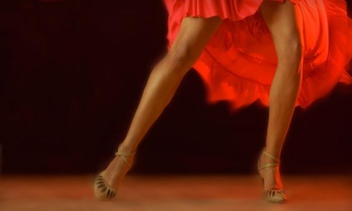 Arthur Murray Dance Studio - Multiple Locations: $30 for Five Ballroom-, Social-, or Latin-Dance Lessons at Arthur Murray Dance Studio ($129 Value)