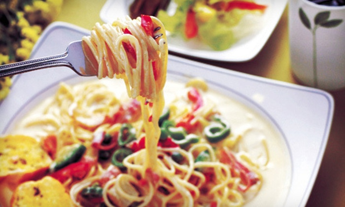 Ciao Italian Restaurant - Downtown: $7 for $15 Worth of Italian Fare at Ciao Italian Restaurant