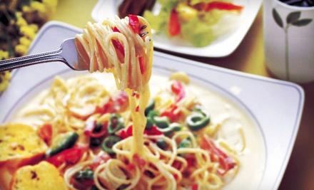 $15 Groupon to Ciao Italian Restaurant - Ciao Italian Restaurant in Little Rock