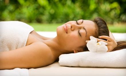 Massage with Mani/Pedi (a $121 Value) - Phoenix Salon & Spa in Mount Laurel