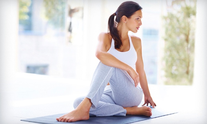 The Yoga Place - Pulpit Rock: 5, 10, or 20 Classes at The Yoga Place (Up to 59% Off)