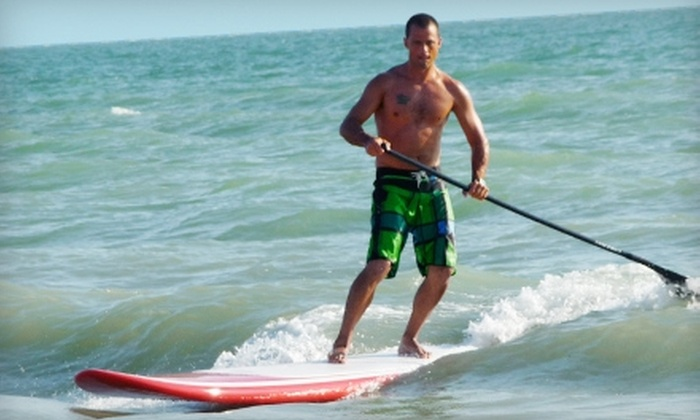 XtremeLife Sports - Fort Myers / Cape Coral: $60 for Stand-Up-Paddle-Surfing Lesson for Two from XtremeLife Sports