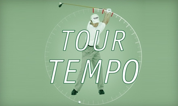 "Tour Tempo: $10 for a ""Total Game"" Instructional Golf Download from Tour Tempo ($24.99 Value)"