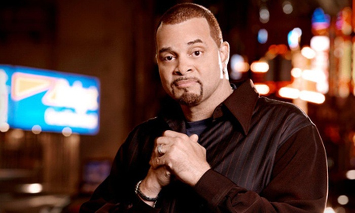 Sinbad - The Loop: One Ticket to see Sinbad at The Chicago Theatre on November 12 at 8 p.m. (Up to $53.57 Value)