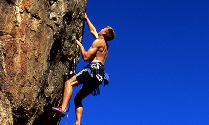 Front Range Climbing Company - Denver: $55 for a Four-Hour Intro to Climbing Trip With a Guide and Gear from Front Range Climbing Company ($165 Value)