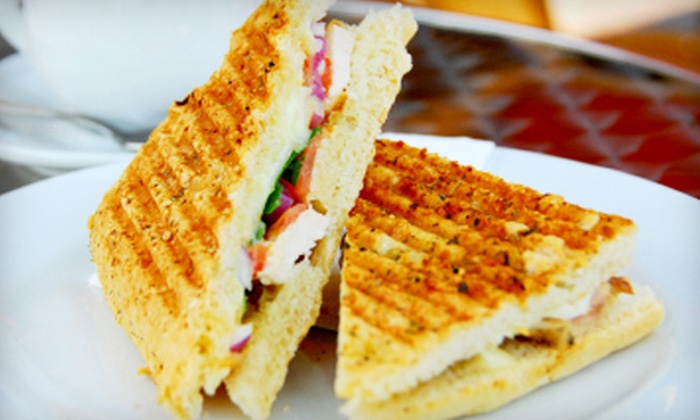 Ground Control - Goodyear: $15 for $30 Worth of Café Fare at Ground Control in Goodyear