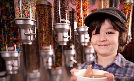 $8 Groupon to Sweet CeCe's Frozen Yogurt & Treats - Farragut - Sweet CeCe's Frozen Yogurt & Treats in Farragut