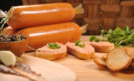 $20 Groupon to Finest Sausage & Meat - Finest Sausage & Meat in Kitchener