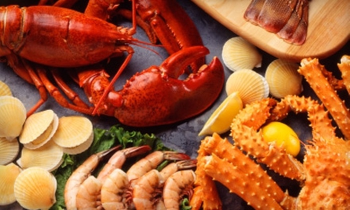 Thirsty Marlin - Multiple Locations: $10 for $20 Worth of Seafood and Drinks at Thirsty Marlin in Palm Harbor or Largo