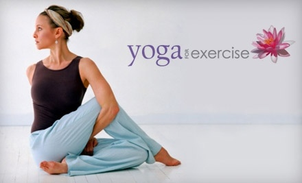 Yoga for Exercise - Yoga for Exercise in Cumming