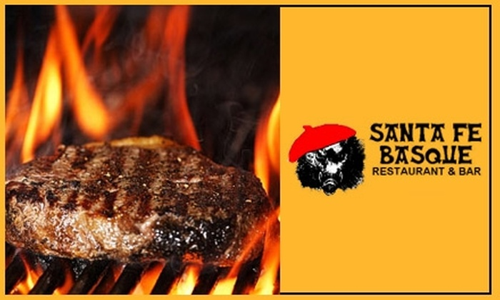 Santa Fe Basque Restaurant - Tower District: $15 for $30 Worth of Family-Style Eats at Santa Fe Basque