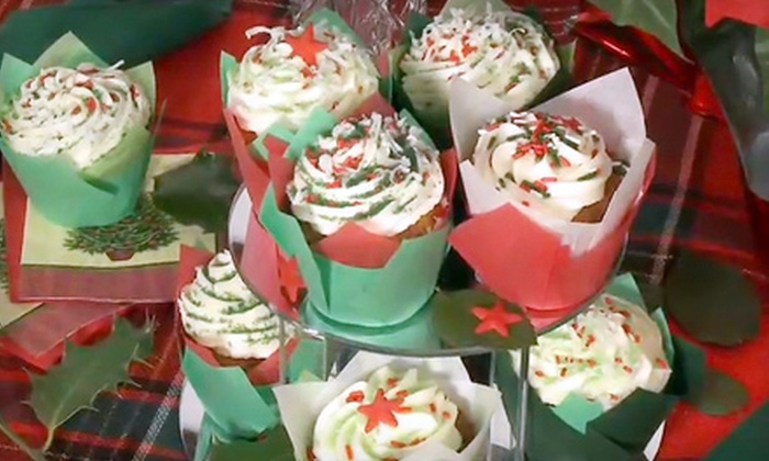 Starz Cupcakes - Multiple Locations: $5 for $10 Worth of Gourmet Cupcakes and Italian Sodas at Starz Cupcakes. Two Locations Available.
