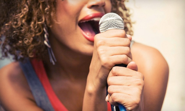 Austin Karaoke - Highland,Highland South,Abercrombie: Private-Room Karaoke for Up to 4, 12, or 30 at Austin Karaoke (Up to 56% Off)