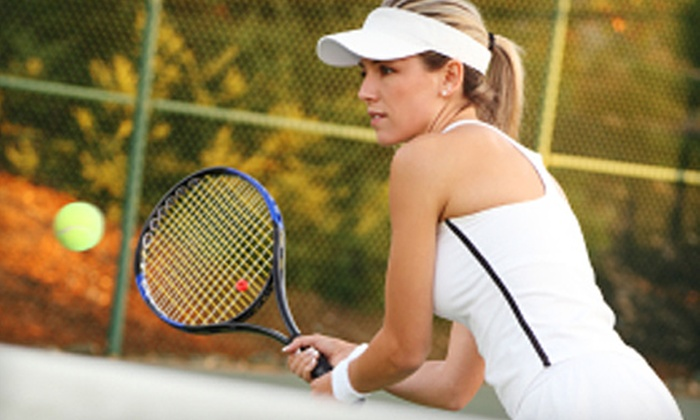 New York Tennis Club - Throggs Neck - Edgewater Park: Four Adult Group or Junior Tennis Classes at Advantage Tennis Club in the Bronx (Up to 80% Off)