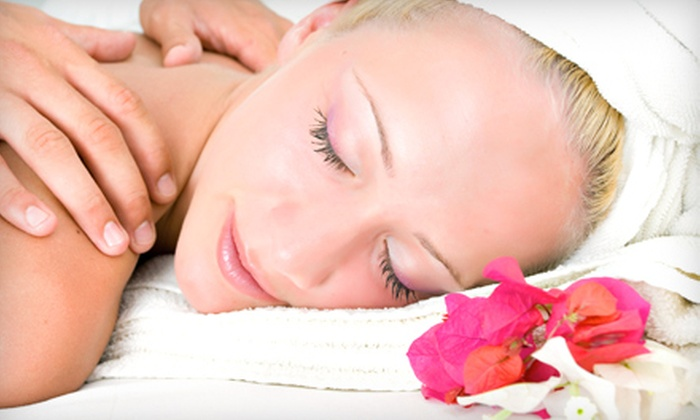 Trendsetters Salon and Spa - Elgin: One or Three 60-Minute Swedish Massages at Trendsetters Salon and Spa in Elgin (Up to 57% Off)