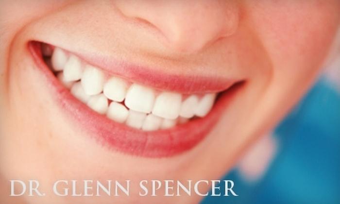 Dr. Glenn Spencer - Bloomfield Hills: $49 for Teeth Cleaning, X-rays, and Dental Exam from Dr. Glenn Spencer in Birmingham ($291 Value)