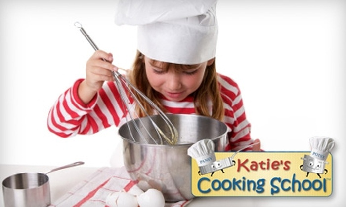 Katie's Cooking School - Encino: $39 for Two Kids' Cooking Classes at Katie's Cooking School in Encino
