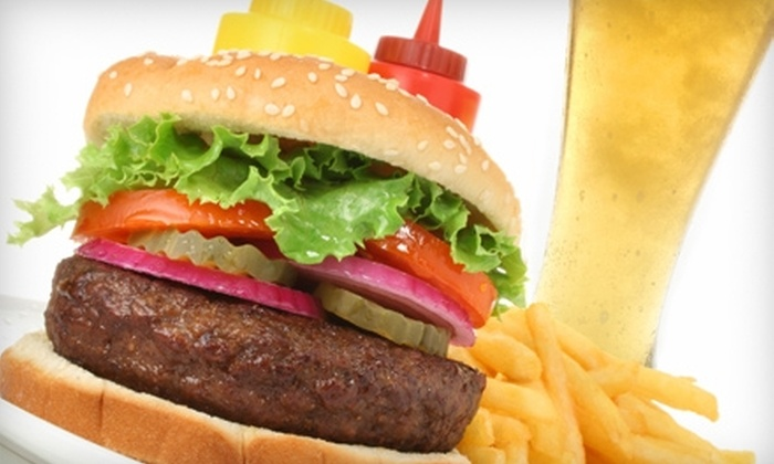 Crusoe's - Dutchtown South: $10 for $20 Worth of Burgers, Wings, and More at Crusoe's