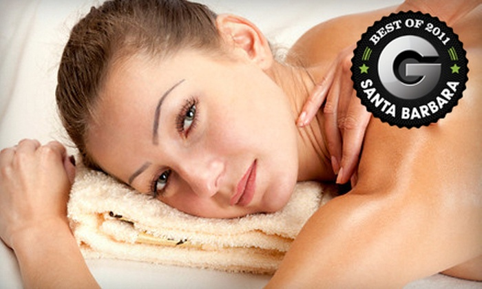Avia Spa - Lower State: Spa Package with Massage and Facial, 60- or 90-Minute Massage, or 60-Minute Couples Massage at Avia Spa (Up to 56% Off)