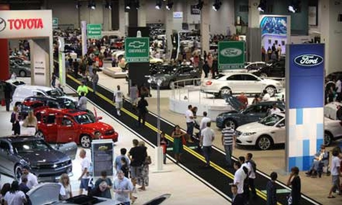Motor Trend Auto Shows - Kilbourn Town: $5 Admission to the Greater Milwaukee Auto Show (Up to $10 Value)