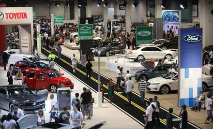 Greater Milwaukee Auto Show: Feb. 26 - March 6 - Motor Trend Auto Shows in Milwaukee