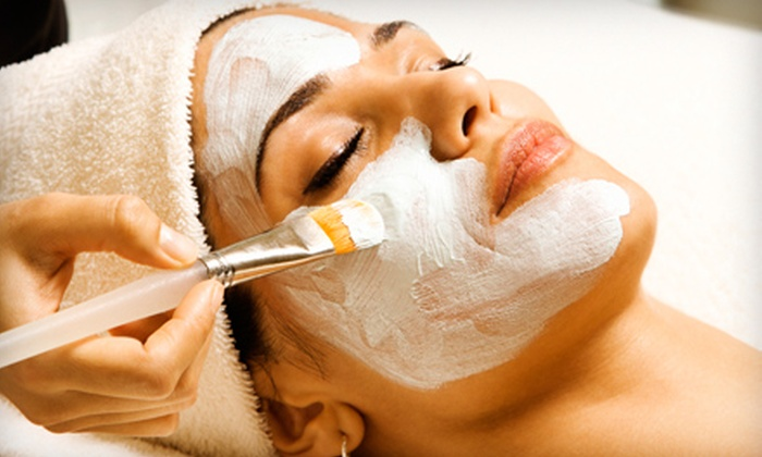 The Still Point - Carroll Manor,Northwest Washington,Takoma: 120 for Facial, Massage, Eyebrow Style, and Makeup Application at The Still Point in Clarksville (Up to $257 Value)