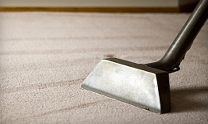 Renaissance Carpet Cleaners - Washington: $75 for Deluxe Carpet-Cleaning Service from Renaissance Carpet Cleaners