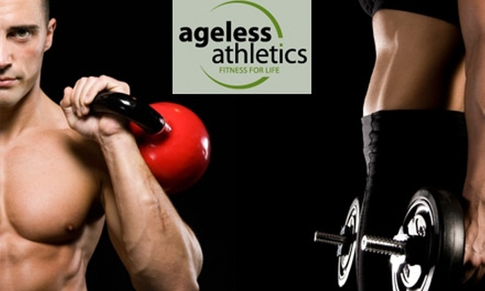 Ageless Athletics - Edmond: $29 for Four Personal-Training Sessions at Ageless Athletics ($220 Value)