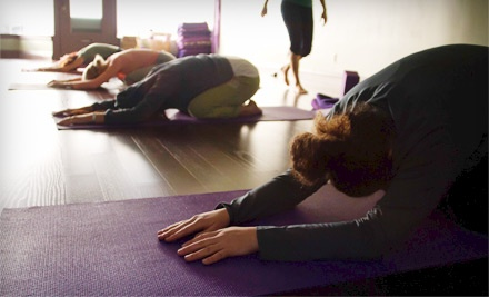 3 Drop-In Classes and 1 Aromatherapy Candle (a $68 value) - Kava Yoga in Long Beach