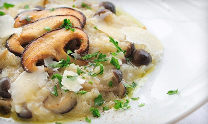 Bridgeman's Restaurant - Hull: $25 for $50 Worth of Italian Cuisine at Bridgeman's Restaurant in Hull