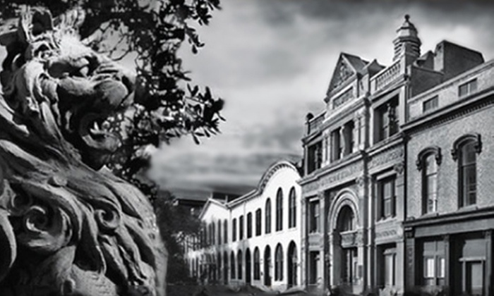 C Savannah - Historic District - North: $9 for One Adult Ticket to The Ghost Hauntings of Savannah Walking Tour from C Savannah ($18 Value)