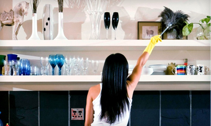 Ecolife Green Cleaning Company - Warmsprings: One or Three Two-Hour Residential Cleaning Sessions from Ecolife Green Cleaning Company