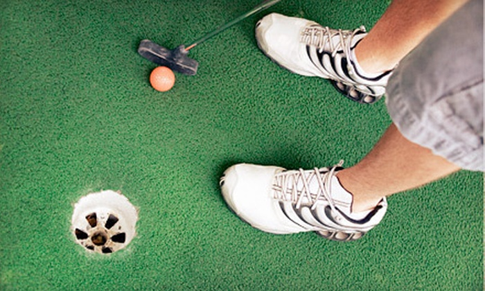 ibowl Family Fun Center - Downtown Cambridge: Mini Golf, Bowling, or Both for Up to Six at ibowl Family Fun Center in Cambridge (Up to 65% Off)