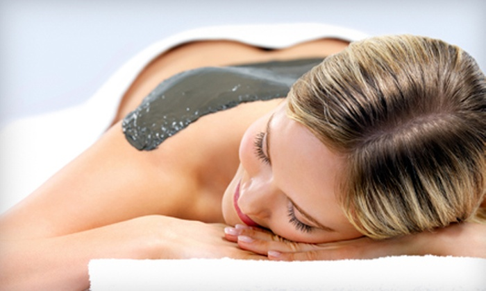 Spa Dhara - Baylands: Marrakech Rhassoul Mud Treatment for One, Two, or Four at Spa Dhara in Fremont