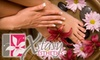 Xstasy Esthetics - Glencairn: $25 for a Classic Manicure and Pedicure at Xstasy Esthetics ($50 Value)