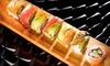 AlaMode Inc. - Elmwood Park: $20 for $40 Worth of Japanese Fare at Inari Sushi in Elmwood Park