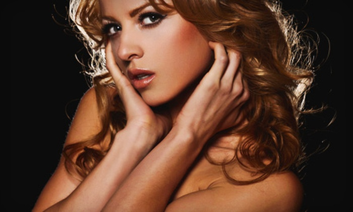 Beautifully Bronzed - Multiple Locations: One or Two At-Home Spray Tans or a Private Spray-Tan Party for Up to Five from Beautifully Bronzed (Up to 56% Off)