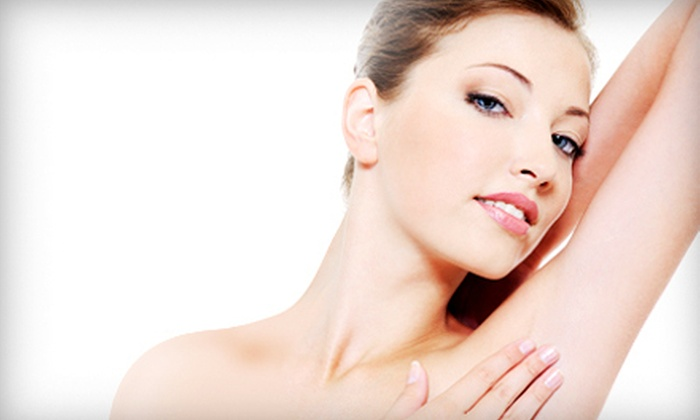 Calvine Medical Aesthetics - Vineyard: One Year of Laser Hair Removal on a Small, Medium, Large, or Extra-Large Area at Calvine Urgent Care and Medical Aesthetics (Up to 92% Off)