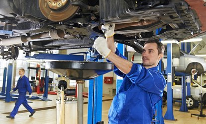 image for MOT Test (£9) Plus Winter Service (from £19) at Chris Palmer Auto Services (Up to 80% Off)